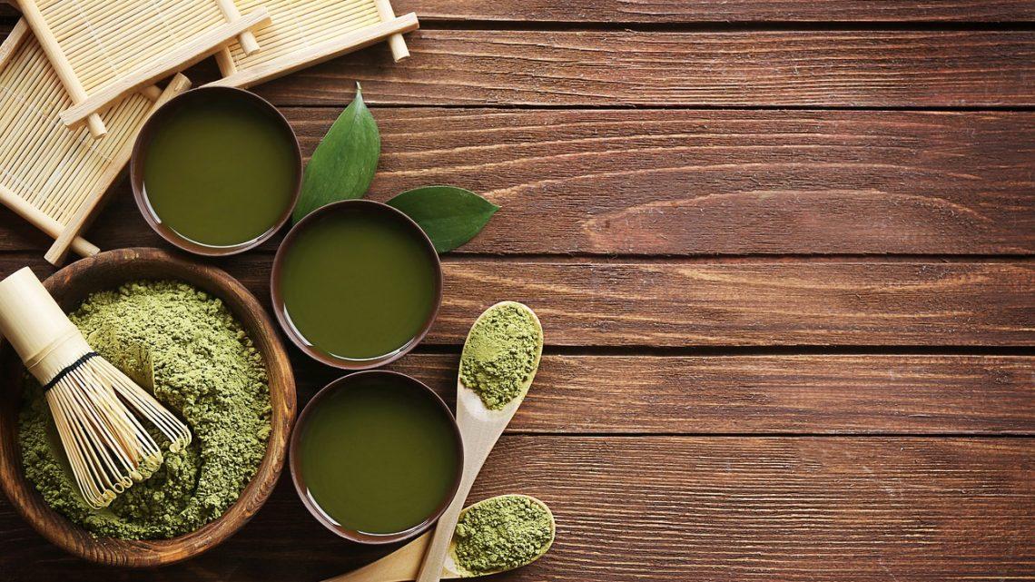 Matcha – spróbuj japońskiej herbaty zielonej