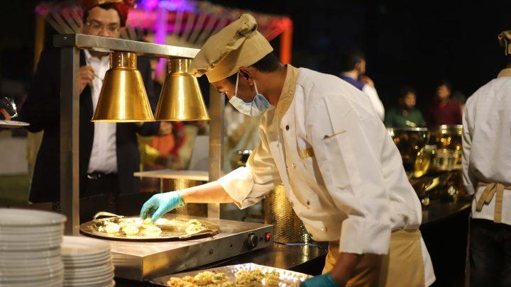 5 sprzętów niezbędnych przy cateringu